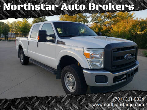 2015 Ford F-250 Super Duty for sale at Northstar Auto Brokers in Fargo ND