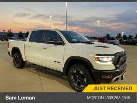 2019 RAM Ram Pickup 1500 for sale at Sam Leman CDJRF Morton in Morton IL