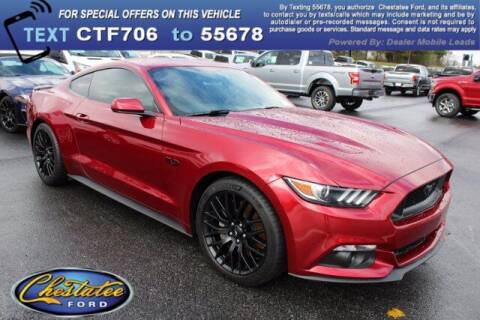 2017 Ford Mustang for sale at NMI in Atlanta GA