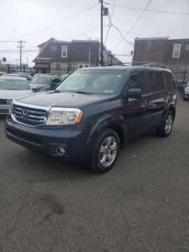 2012 Honda Pilot for sale at Key & V Auto Sales in Philadelphia PA