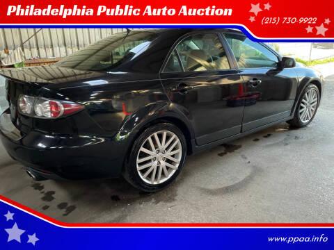 2006 Mazda MAZDASPEED6 for sale at Philadelphia Public Auto Auction in Philadelphia PA