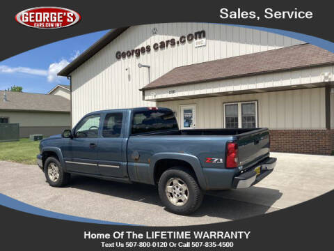 2006 Chevrolet Silverado 1500 for sale at GEORGE'S CARS.COM INC in Waseca MN