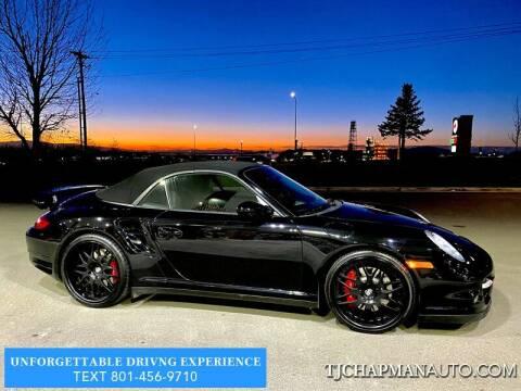 2008 Porsche 911 for sale at TJ Chapman Auto in Salt Lake City UT