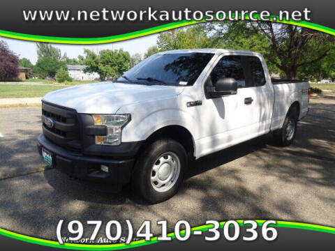 2015 Ford F-150 for sale at Network Auto Source in Loveland CO