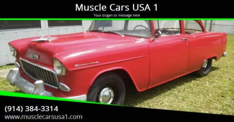 1955 Chevrolet 150 for sale at Muscle Cars USA 1 in Murrells Inlet SC