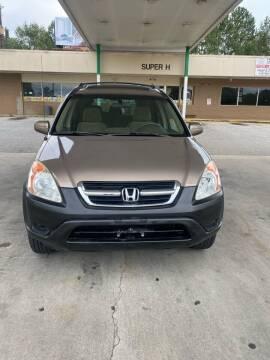 2003 Honda CR-V for sale at Dalia Motors LLC in Winder GA