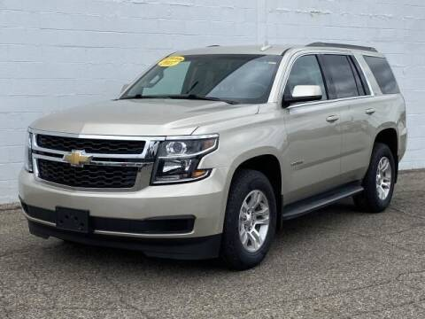 2017 Chevrolet Tahoe for sale at TEAM ONE CHEVROLET BUICK GMC in Charlotte MI