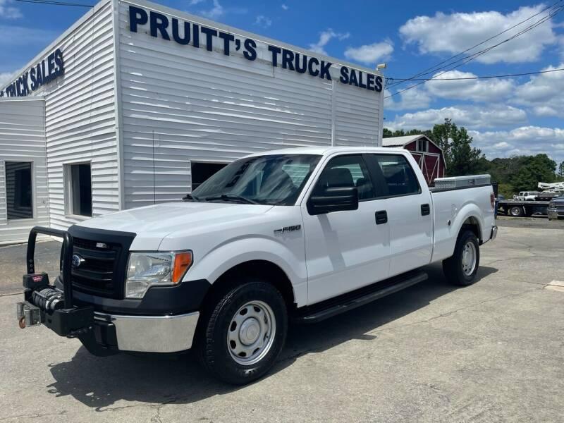 2014 Ford F-150 for sale at Pruitt's Truck Sales in Marietta GA