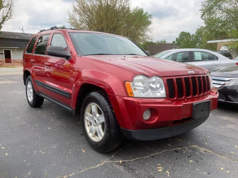 2006 Jeep Grand Cherokee for sale at I Car Motors in Joliet IL