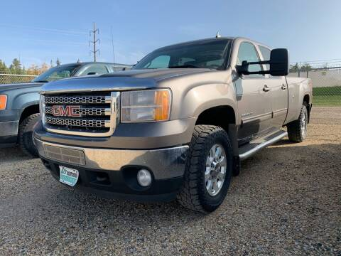 2012 GMC Sierra 3500HD for sale at Canuck Truck in Magrath AB