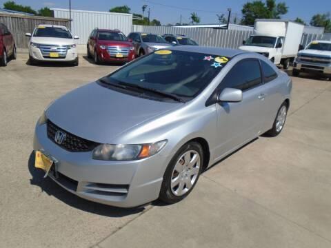 2011 Honda Civic for sale at BAS MOTORS in Houston TX