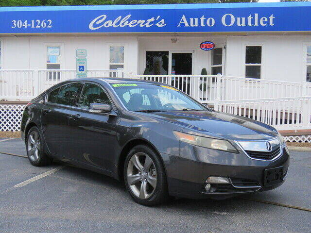 2013 Acura TL for sale at Colbert's Auto Outlet in Hickory NC