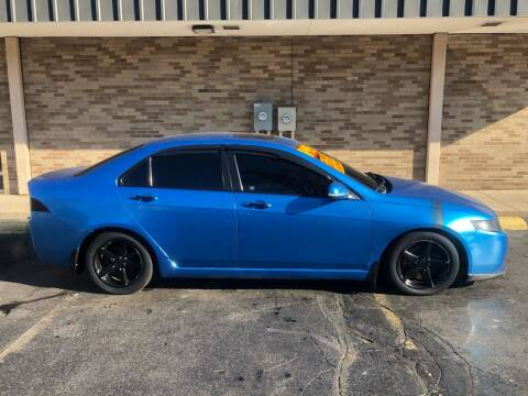 2004 Acura TSX for sale at Arandas Auto Sales in Milwaukee WI