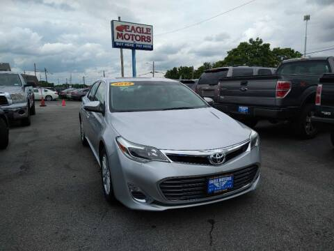 2014 Toyota Avalon for sale at Eagle Motors in Hamilton OH