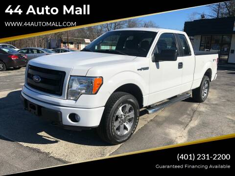 2013 Ford F-150 for sale at 44 Auto Mall in Smithfield RI
