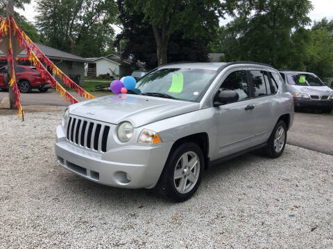 2010 Jeep Compass for sale at Antique Motors in Plymouth IN