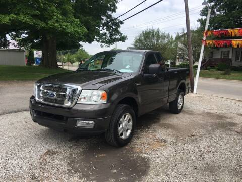 2005 Ford F-150 for sale at Antique Motors in Plymouth IN