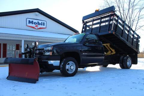 2006 Chevrolet Silverado 3500 for sale at Show Me Used Cars in Flint MI
