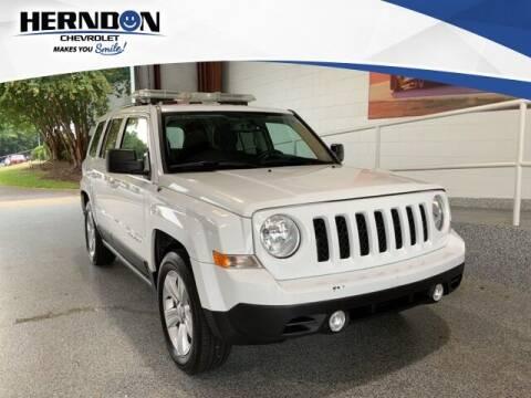 2017 Jeep Patriot for sale at Herndon Chevrolet in Lexington SC