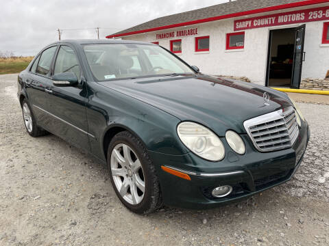 2008 Mercedes-Benz E-Class for sale at Sarpy County Motors in Springfield NE