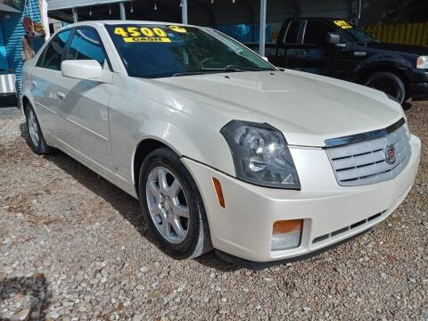 2006 Cadillac CTS for sale at AFFORDABLE AUTO SALES OF STUART in Stuart FL