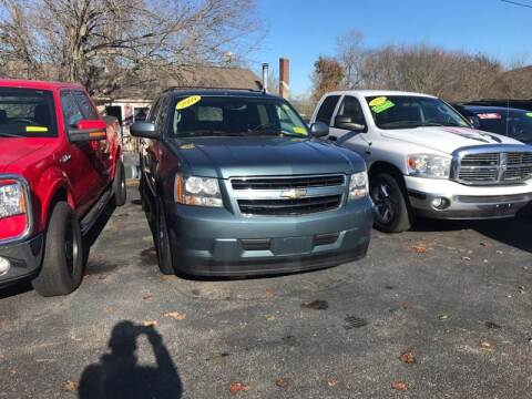 2009 Chevrolet Tahoe for sale at Auto Gallery in Taunton MA