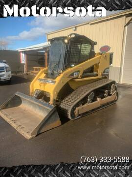 2006 Caterpillar 277B for sale at Motorsota in Becker MN
