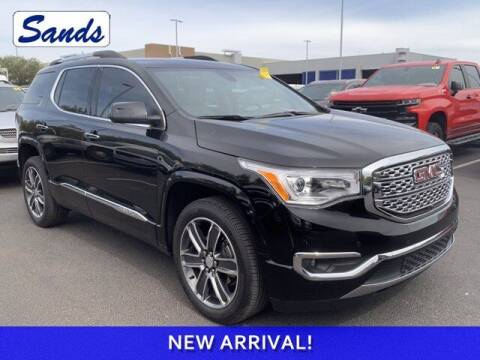 2019 GMC Acadia for sale at Sands Chevrolet in Surprise AZ