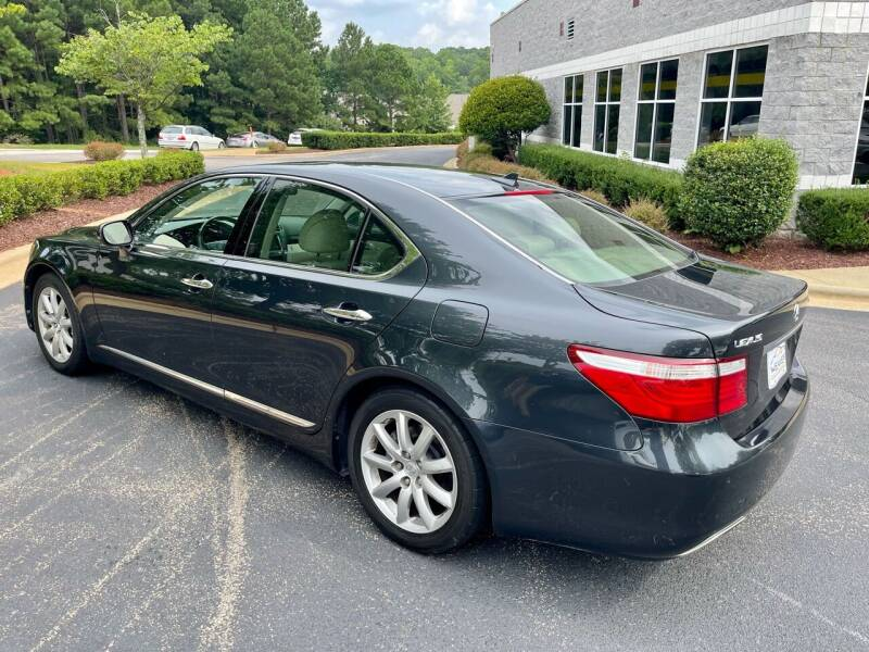2007 Lexus LS 460 for sale at Weaver Motorsports Inc in Cary NC
