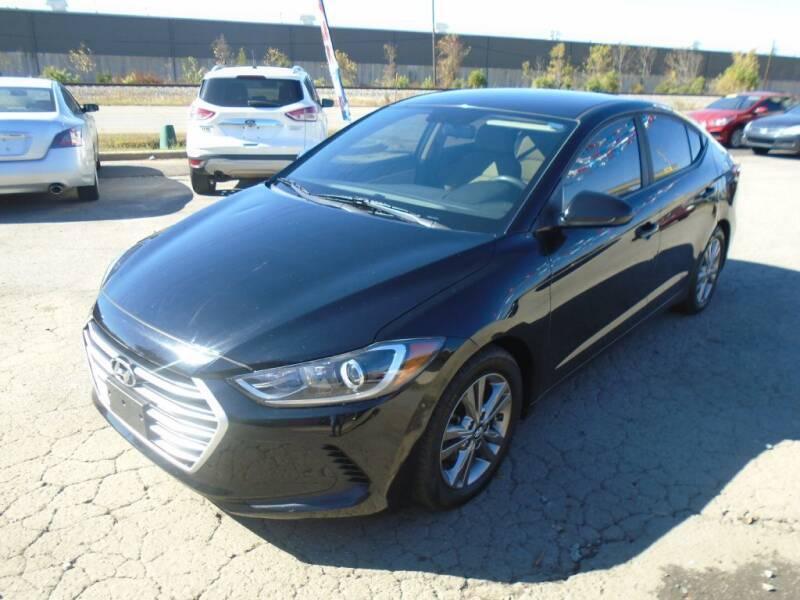 2017 Hyundai Elantra for sale at H & R AUTO SALES in Conway AR