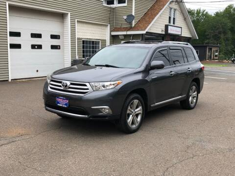 2011 Toyota Highlander for sale at Prime Auto LLC in Bethany CT