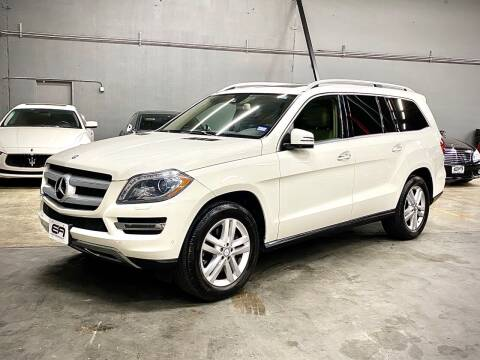 2013 Mercedes-Benz GL-Class for sale at EA Motorgroup in Austin TX