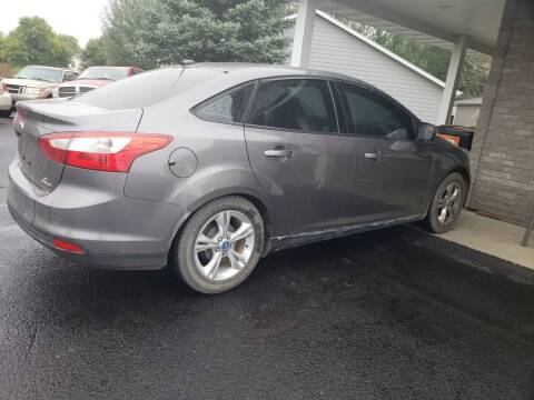2013 Ford Focus for sale at Geareys Auto Sales of Sioux Falls, LLC in Sioux Falls SD