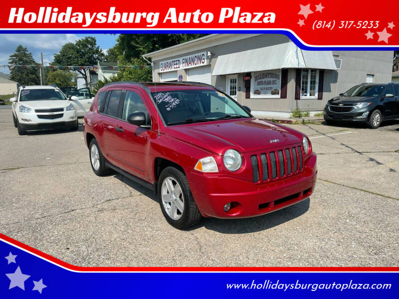 2009 Jeep Compass for sale at Hollidaysburg Auto Plaza in Hollidaysburg PA