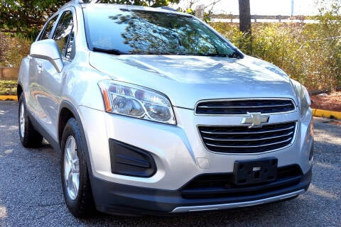 2015 Chevrolet Trax for sale at Prime Auto Sales LLC in Virginia Beach VA