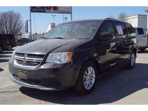 2016 Dodge Grand Caravan for sale at Watson Auto Group in Fort Worth TX