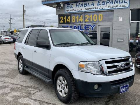 2014 Ford Expedition for sale at Stanley Direct Auto in Mesquite TX