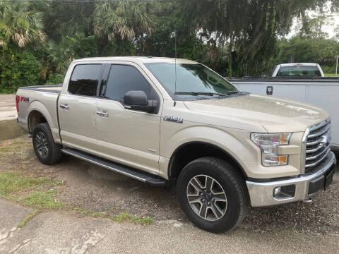 2017 Ford F-150 for sale at Harbor Oaks Auto Sales in Port Orange FL