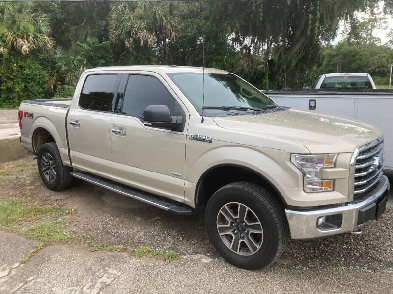 2017 Ford F-150 for sale in Port Orange, FL