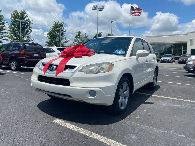 2008 Acura RDX for sale at Charlotte Auto Group, Inc in Monroe NC