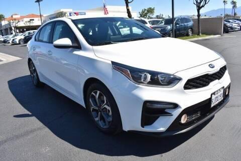 2019 Kia Forte for sale at DIAMOND VALLEY HONDA in Hemet CA