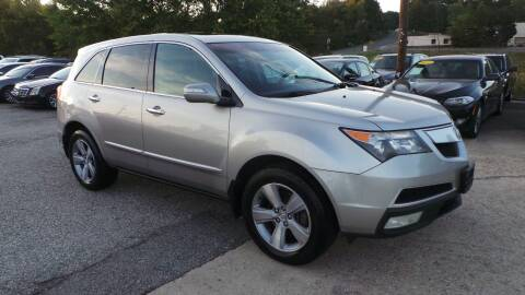 2011 Acura MDX for sale at Unlimited Auto Sales in Upper Marlboro MD