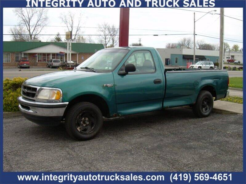 1998 Ford F-150 for sale in Bucyrus, OH