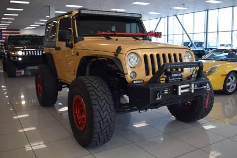 2014 Jeep Wrangler for sale at Legend Auto in Sacramento CA