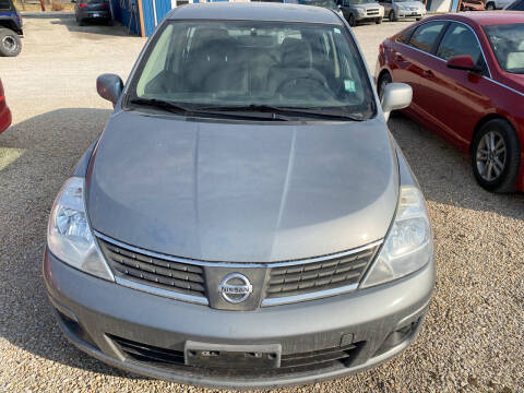 2008 Nissan Versa for sale at Bailey & Sons Motor Co in Lyndon KS