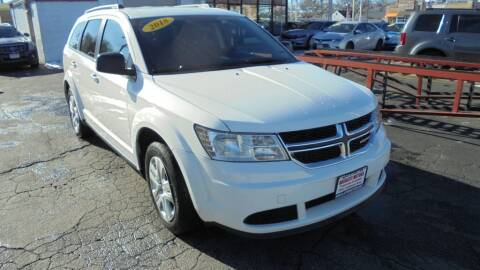 2018 Dodge Journey for sale at Absolute Motors in Hammond IN
