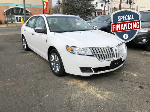 2011 Lincoln MKZ for sale at 103 Auto Sales in Bloomfield NJ
