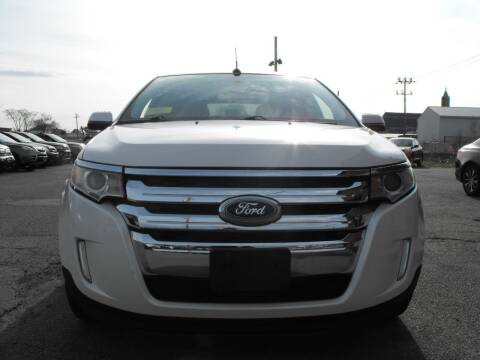 2013 Ford Edge for sale at Merrimack Motors in Lawrence MA