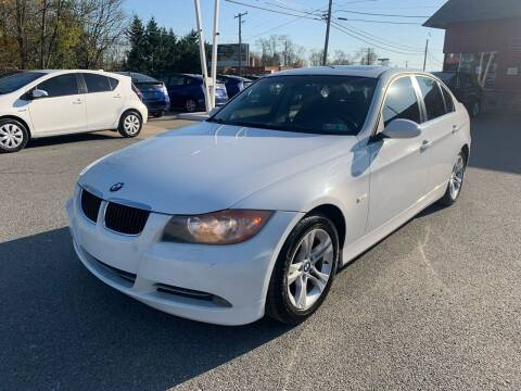 2008 BMW 3 Series for sale at Sam's Auto in Akron PA