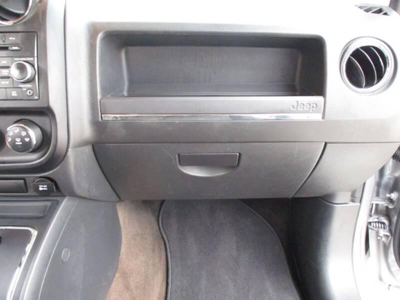 2015 Jeep Patriot Sport 4dr SUV - Bryan TX
